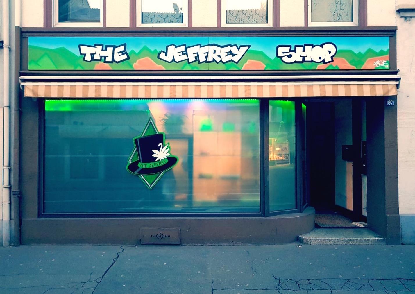 The Jeffrey Shop - CBD Shop, Headshop