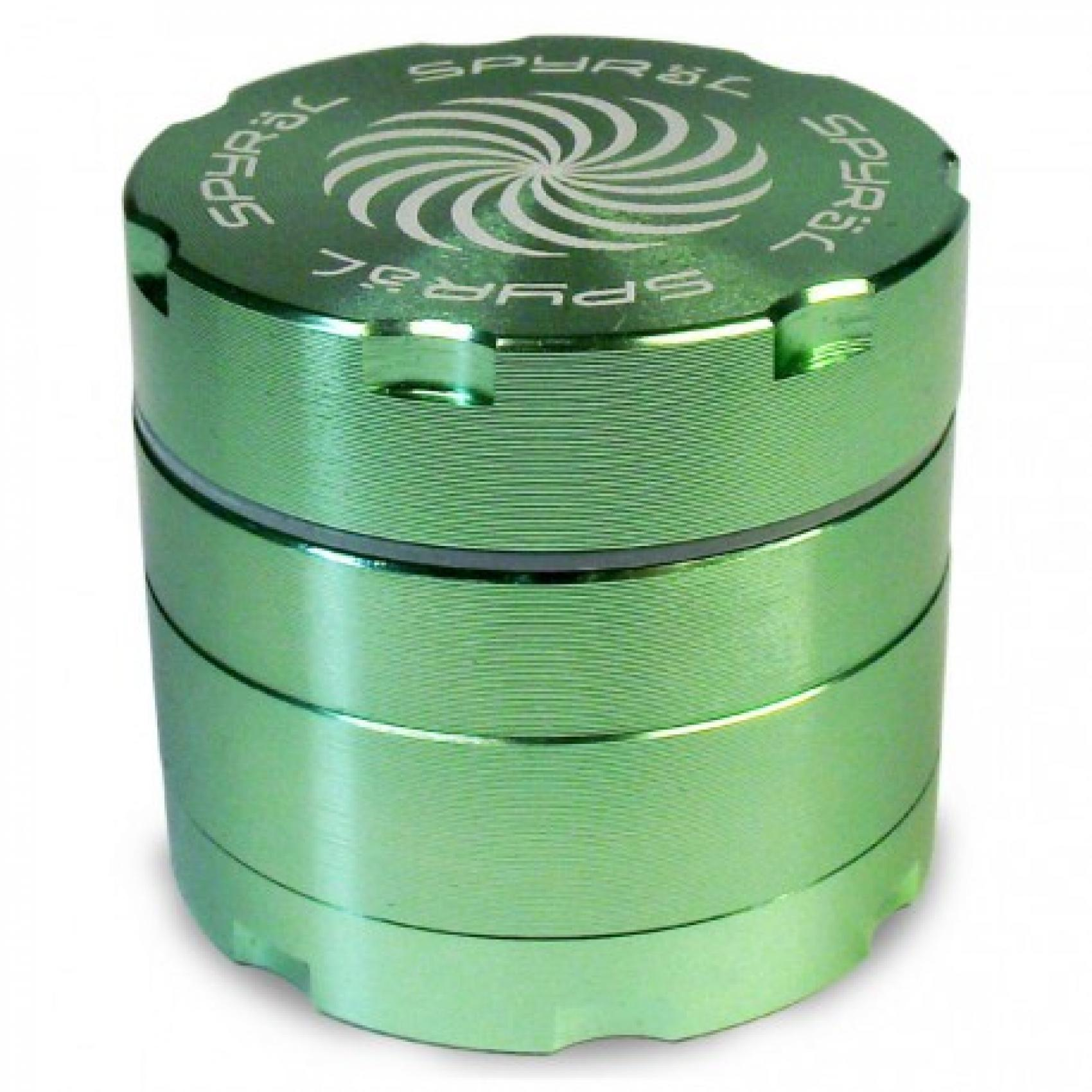 Spyräl Grinder 40 mm green 4-piece