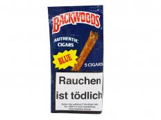 BACKWOODS Blue 5 cigars