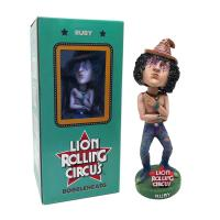 LION ROLLING CIRCUS Bobblehead Ruby